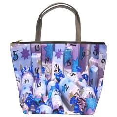 Advent Calendar Gifts Bucket Bags