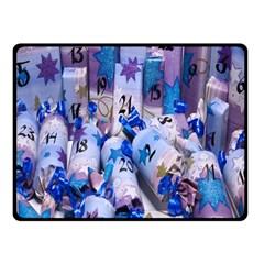 Advent Calendar Gifts Fleece Blanket (Small)