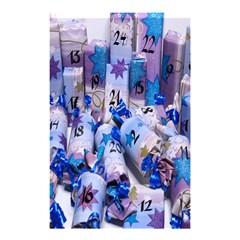Advent Calendar Gifts Shower Curtain 48  x 72  (Small)