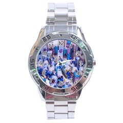 Advent Calendar Gifts Stainless Steel Analogue Watch