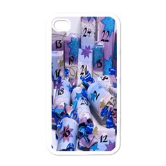 Advent Calendar Gifts Apple iPhone 4 Case (White)