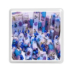 Advent Calendar Gifts Memory Card Reader (square)