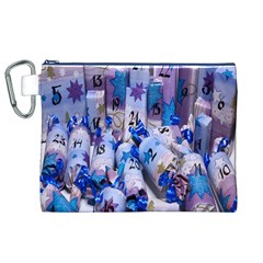 Advent Calendar Gifts Canvas Cosmetic Bag (XL)