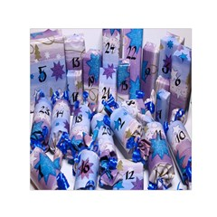 Advent Calendar Gifts Small Satin Scarf (Square)