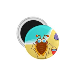 Animal Nature Cartoon Bug Insect 1.75  Magnets
