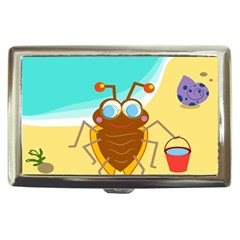 Animal Nature Cartoon Bug Insect Cigarette Money Cases