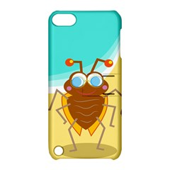 Animal Nature Cartoon Bug Insect Apple iPod Touch 5 Hardshell Case with Stand