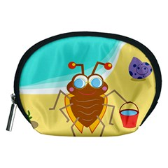 Animal Nature Cartoon Bug Insect Accessory Pouches (Medium)