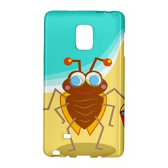 Animal Nature Cartoon Bug Insect Galaxy Note Edge