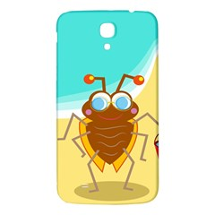 Animal Nature Cartoon Bug Insect Samsung Galaxy Mega I9200 Hardshell Back Case