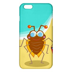 Animal Nature Cartoon Bug Insect iPhone 6 Plus/6S Plus TPU Case