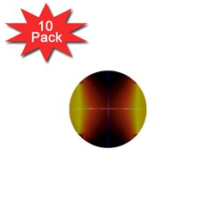 Abstract Painting 1  Mini Buttons (10 pack)