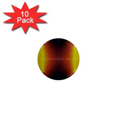 Abstract Painting 1  Mini Magnet (10 pack)