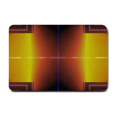 Abstract Painting Small Doormat