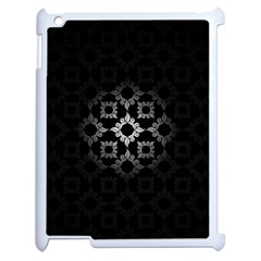 Antique Backdrop Background Baroque Apple iPad 2 Case (White)
