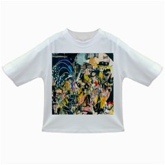 Art Graffiti Abstract Lines Infant/Toddler T-Shirts