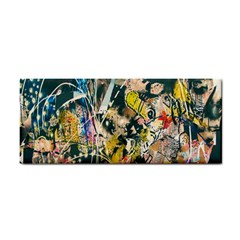 Art Graffiti Abstract Lines Cosmetic Storage Cases