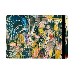 Art Graffiti Abstract Lines iPad Mini 2 Flip Cases