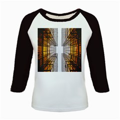 Architecture Facade Buildings Windows Kids Baseball Jerseys