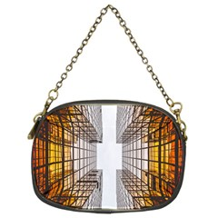 Architecture Facade Buildings Windows Chain Purses (Two Sides)