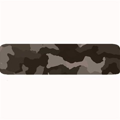 Background For Scrapbooking Or Other Camouflage Patterns Beige And Brown Large Bar Mats