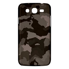 Background For Scrapbooking Or Other Camouflage Patterns Beige And Brown Samsung Galaxy Mega 5.8 I9152 Hardshell Case
