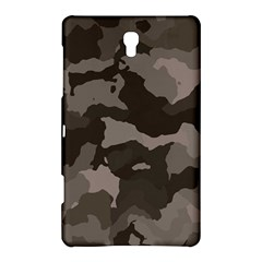 Background For Scrapbooking Or Other Camouflage Patterns Beige And Brown Samsung Galaxy Tab S (8.4 ) Hardshell Case