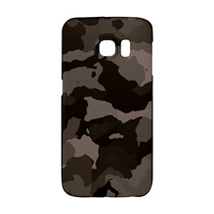 Background For Scrapbooking Or Other Camouflage Patterns Beige And Brown Galaxy S6 Edge
