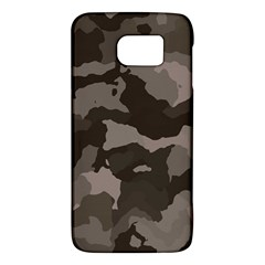 Background For Scrapbooking Or Other Camouflage Patterns Beige And Brown Galaxy S6