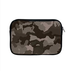 Background For Scrapbooking Or Other Camouflage Patterns Beige And Brown Apple Macbook Pro 15  Zipper Case