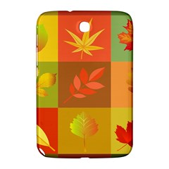 Autumn Leaves Colorful Fall Foliage Samsung Galaxy Note 8.0 N5100 Hardshell Case