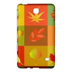 Autumn Leaves Colorful Fall Foliage Samsung Galaxy Tab 4 (8 ) Hardshell Case