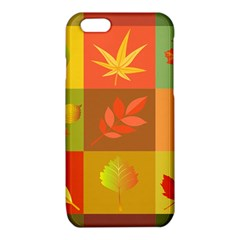 Autumn Leaves Colorful Fall Foliage iPhone 6/6S TPU Case