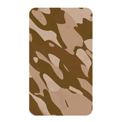 Background For Scrapbooking Or Other Beige And Brown Camouflage Patterns Memory Card Reader