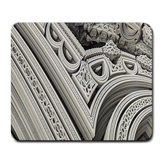 Arches Fractal Chaos Church Arch Large Mousepads