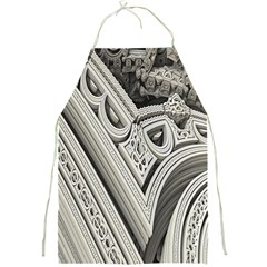 Arches Fractal Chaos Church Arch Full Print Aprons