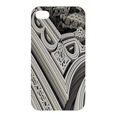 Arches Fractal Chaos Church Arch Apple iPhone 4/4S Hardshell Case