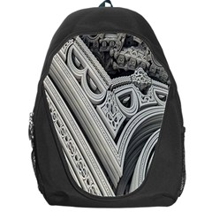 Arches Fractal Chaos Church Arch Backpack Bag