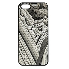 Arches Fractal Chaos Church Arch Apple iPhone 5 Seamless Case (Black)