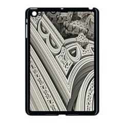 Arches Fractal Chaos Church Arch Apple iPad Mini Case (Black)