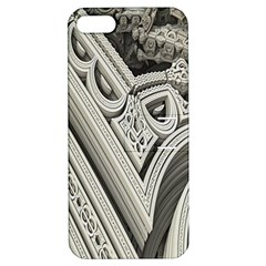 Arches Fractal Chaos Church Arch Apple iPhone 5 Hardshell Case with Stand