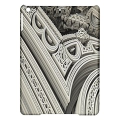 Arches Fractal Chaos Church Arch iPad Air Hardshell Cases