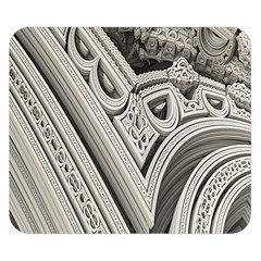 Arches Fractal Chaos Church Arch Double Sided Flano Blanket (Small)
