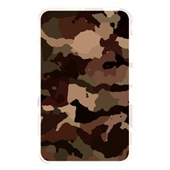 Background For Scrapbooking Or Other Camouflage Patterns Beige And Brown Memory Card Reader