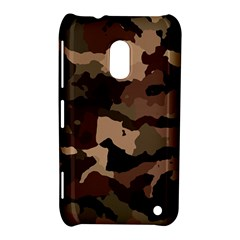 Background For Scrapbooking Or Other Camouflage Patterns Beige And Brown Nokia Lumia 620