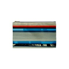 Background Book Books Children Cosmetic Bag (Small)