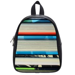 Background Book Books Children School Bags (Small)