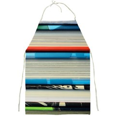 Background Book Books Children Full Print Aprons