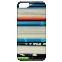 Background Book Books Children Apple iPhone 5 Classic Hardshell Case
