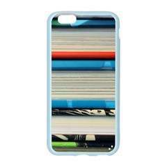 Background Book Books Children Apple Seamless iPhone 6/6S Case (Color)